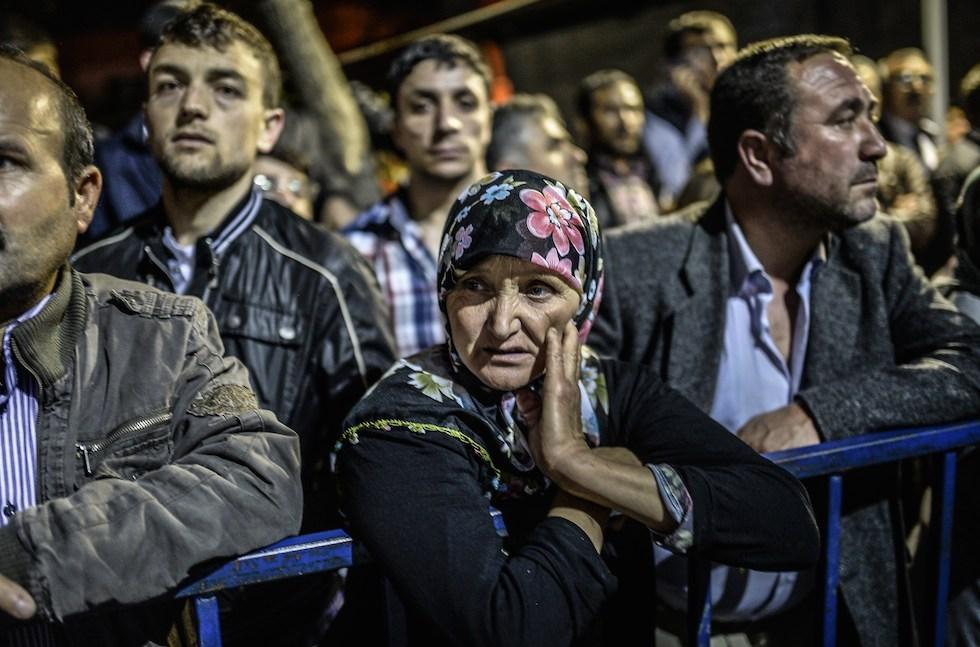Crollo miniera Turchia
